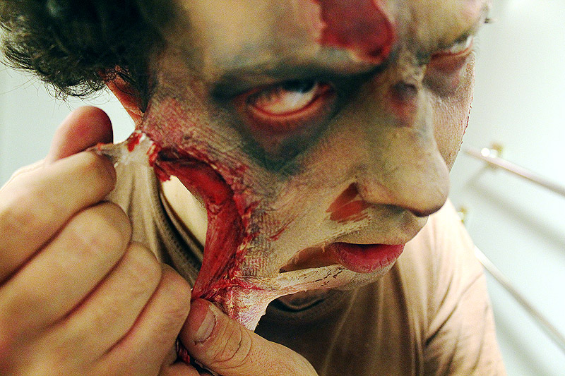 Zombie Experiment 2 Photo2 by asunder
