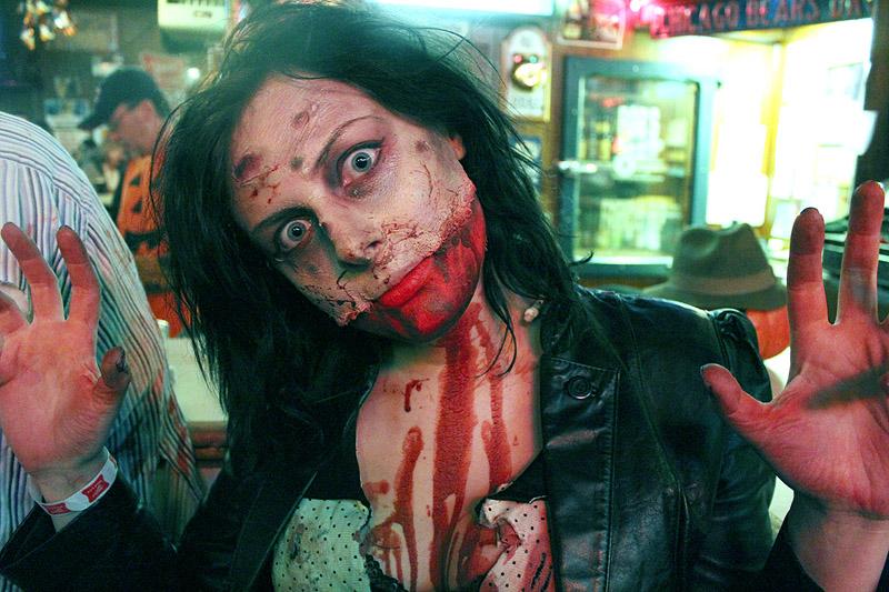 Zombie Pub Crawl by asunder
