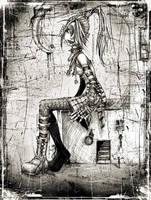 Grungey Punk by asunder