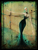 Hair and Bone by asunder