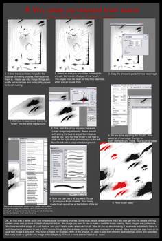 Quick n simple brush tutorial