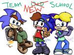 CE: team NEW school
