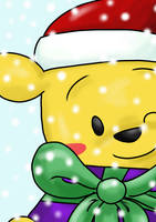 :gift: winnie pooh by LeniProduction