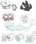 Httyd 2 Doodles