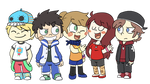 COMM: Chibi Group