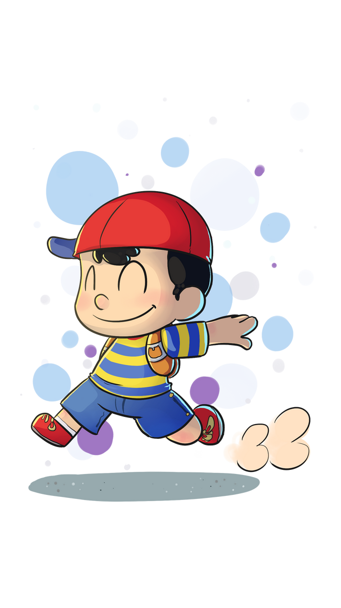 AT: Ness by LeniProduction