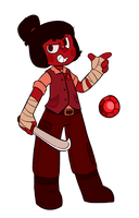 Pyrope by LeniProduction