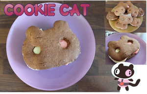 Coookie Cat by LeniProduction