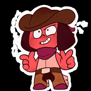 Cowboy Ruby