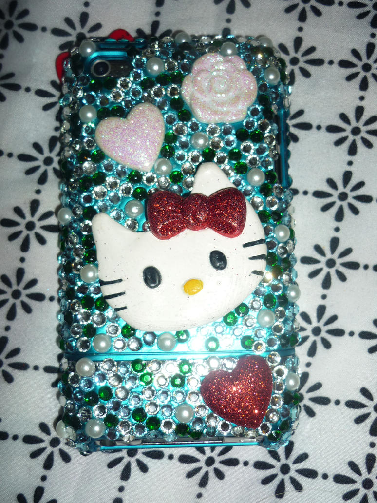 Deco den hello kitty ipod case by iamsouleaterevans on - Deco chambre hello kitty ...
