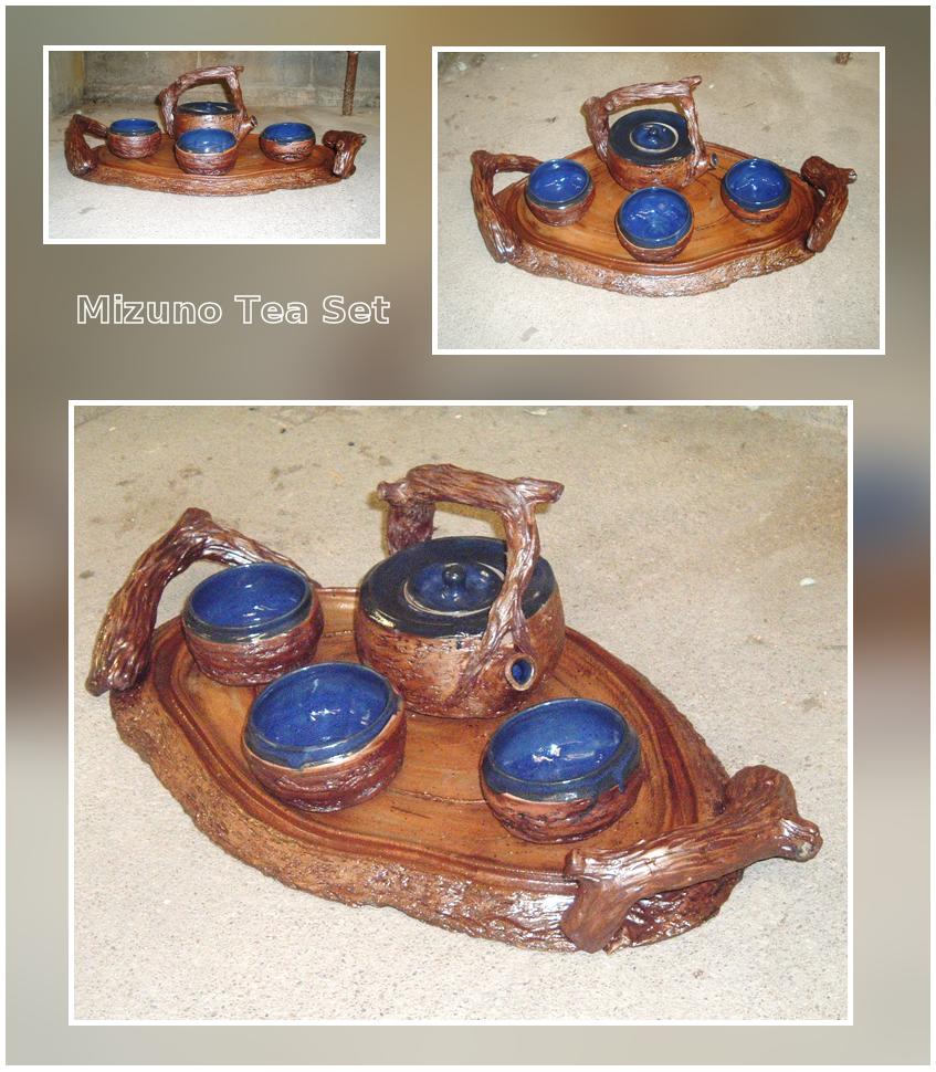 Mizuno Tea Set by rebootmaster2001