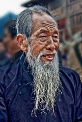 Elderly by JingWeiLiu