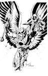 Savage Hawkman ISSUE #0 Cover