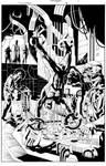Savage Hawkman #16 Page 1
