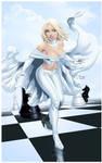 Emma Frost- Sean Ellery colored