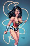 Wonder woman Alternate color. By Skipper