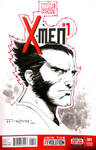 Wolverine sketch cover LBCC 2014