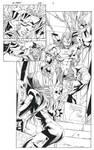 X-men # 65 Inks