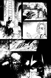 Batman AK issue 5 page 10 New inks