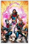 Bishop X-men #282 cover