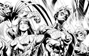 Teen titans preview by aethibert