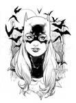 Batgirl commission  2015