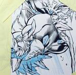 Action Comics Ink detail