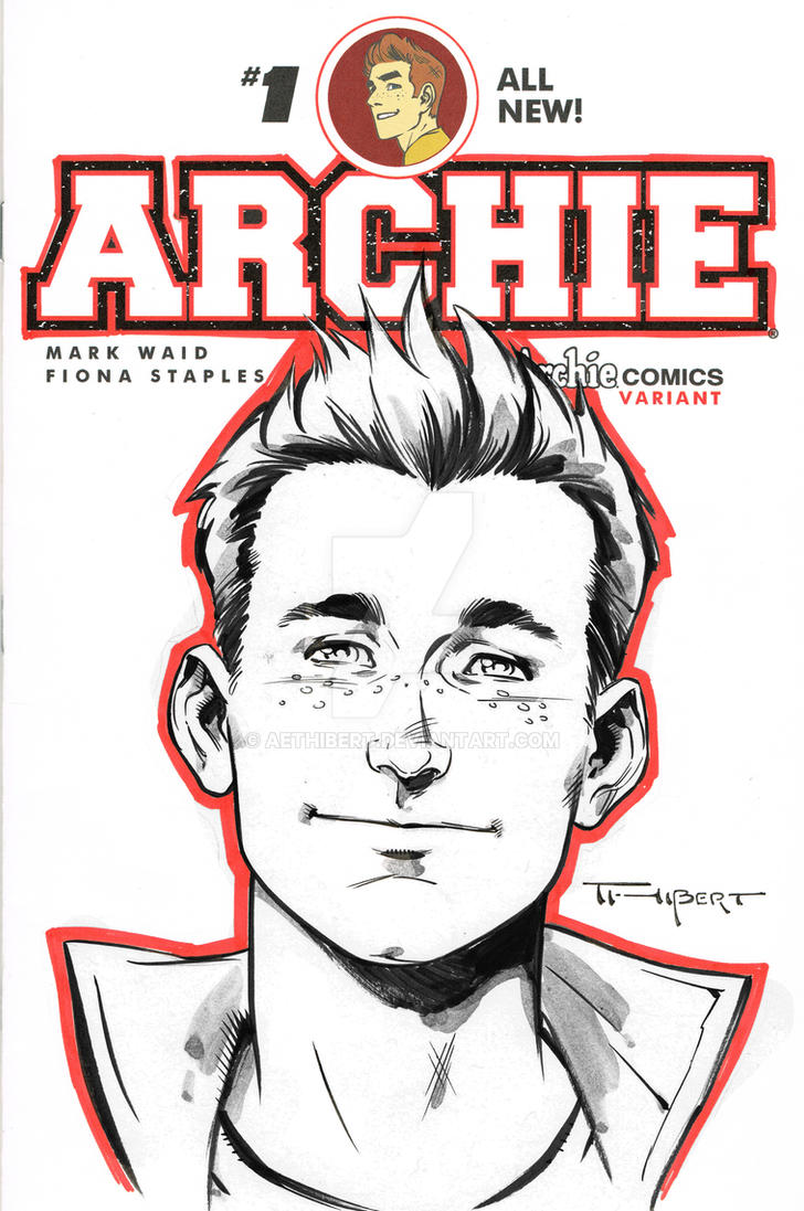 Archie  SDCC 2016 pre show commission by aethibert