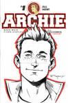 Archie  SDCC 2016 pre show commission