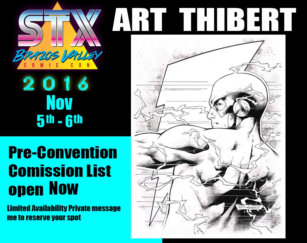 STX Comic con  3 by aethibert