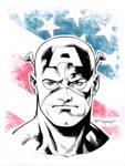 Capt America  STX