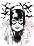 Batgirl Wonder con