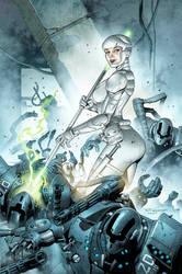 White for Extreme Studios! by aethibert