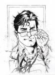 Clark Kent for Comic Con Revolution 2017
