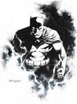 Batman SDCC 2017 commission