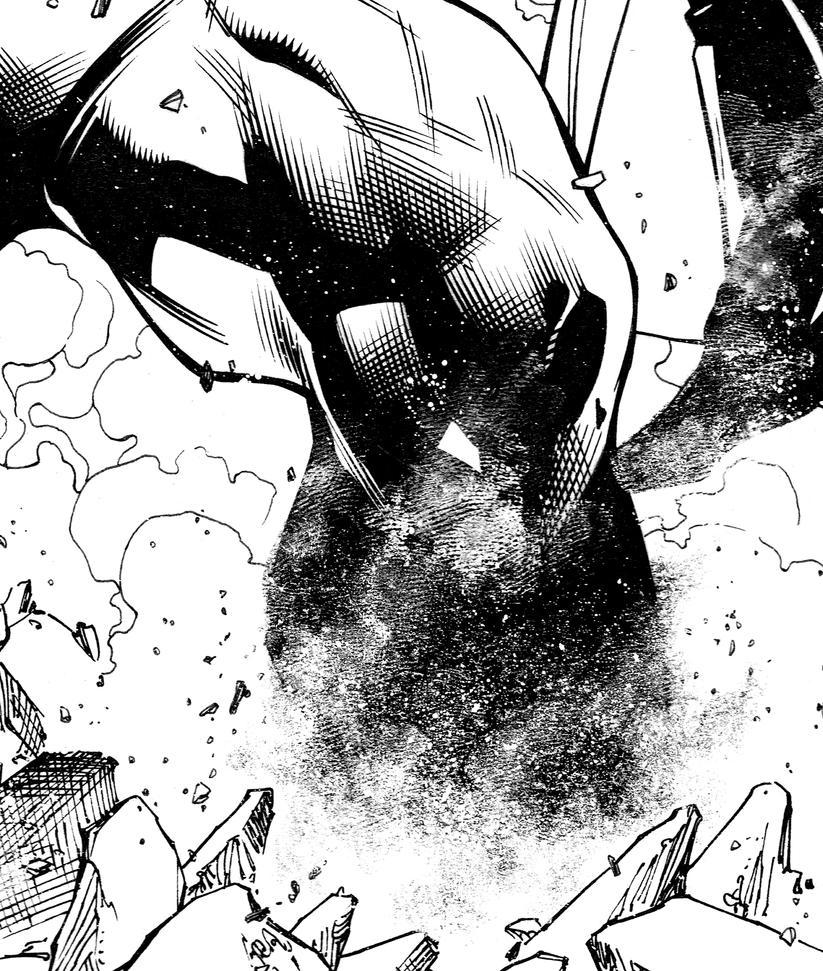 Superman page 12 INKS! by aethibert