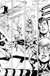 Action Comics #994 finishes over Dan Jurgens