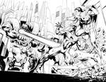 Action Comics 994 page 2  3