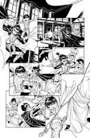 Super Sons Issue 13 page 18 by aethibert