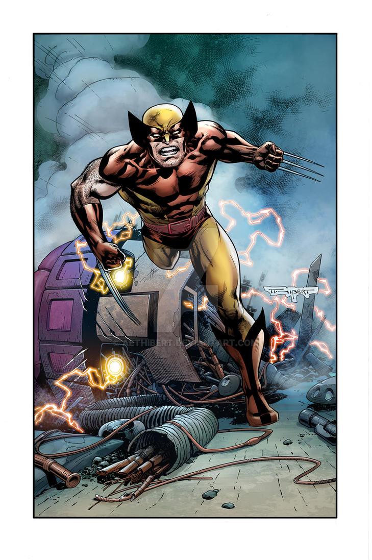 Wolverine KS commission by aethibert