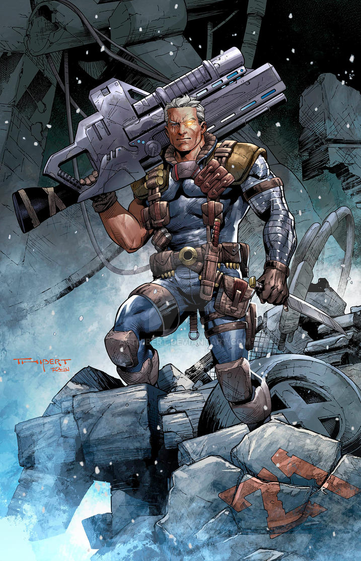 Cable 21 by aethibert