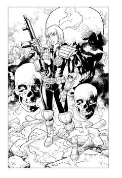 I give you Judge Anderson! ENJOY