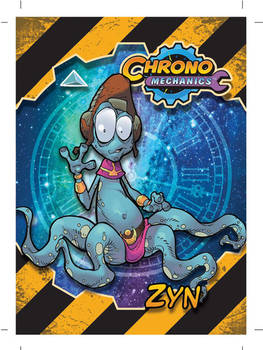 ZYN collectible trading card