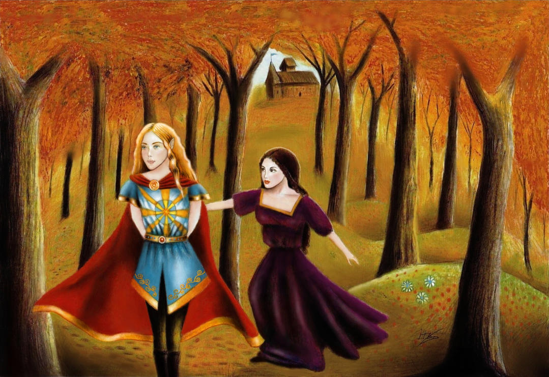Athrabeth Finrod ah Andreth by elven21