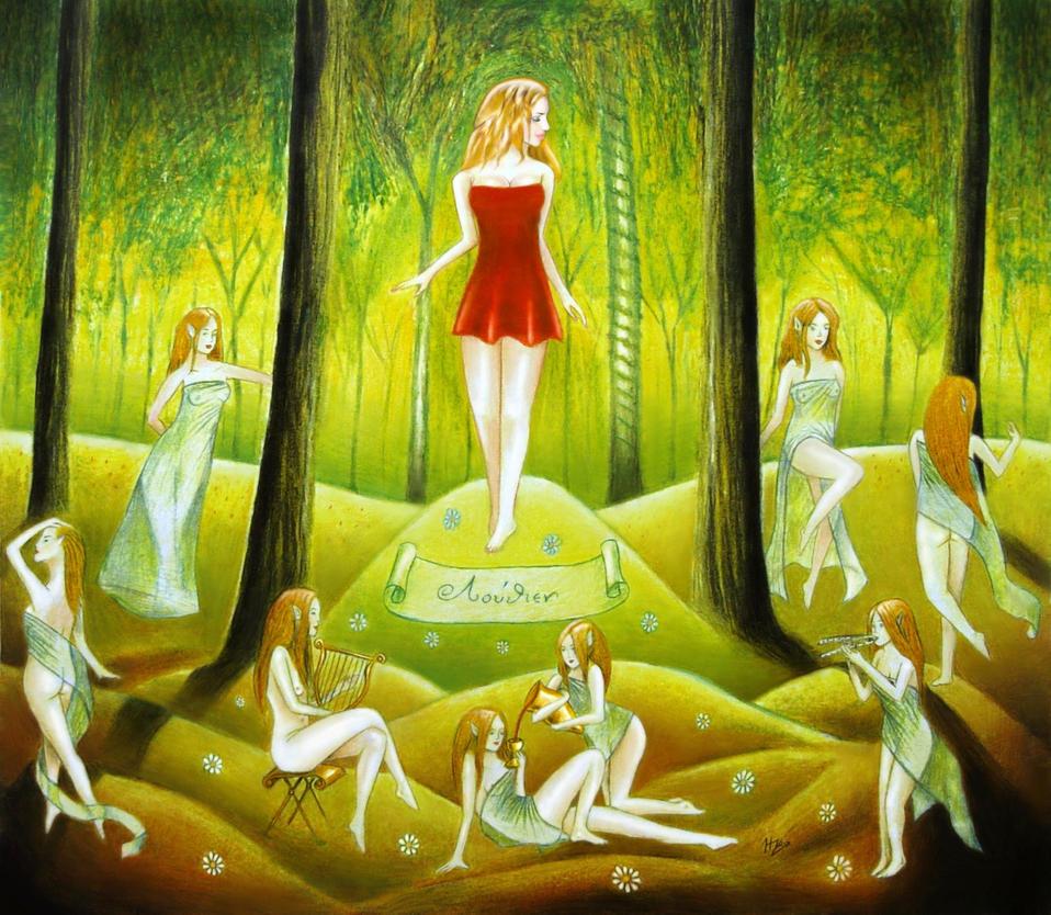 Isidora by elven21