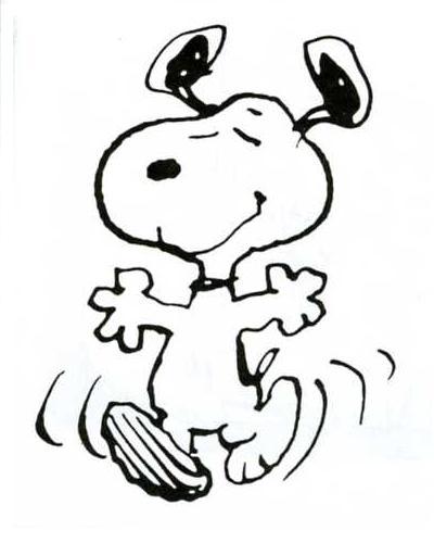 Print preference: Snoopy