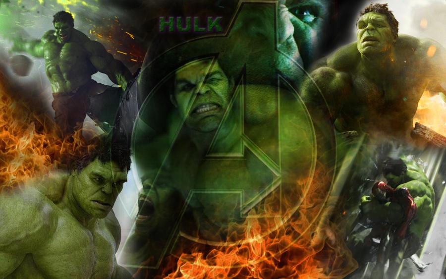 The Avengers Movie HULK Wallpaper by greengorilla3000 on ...