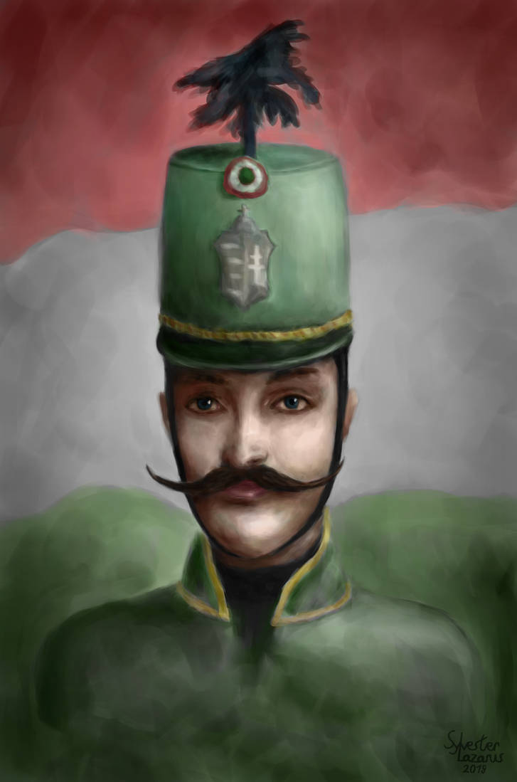 Hungarian Hussar by ToValhallaHUN