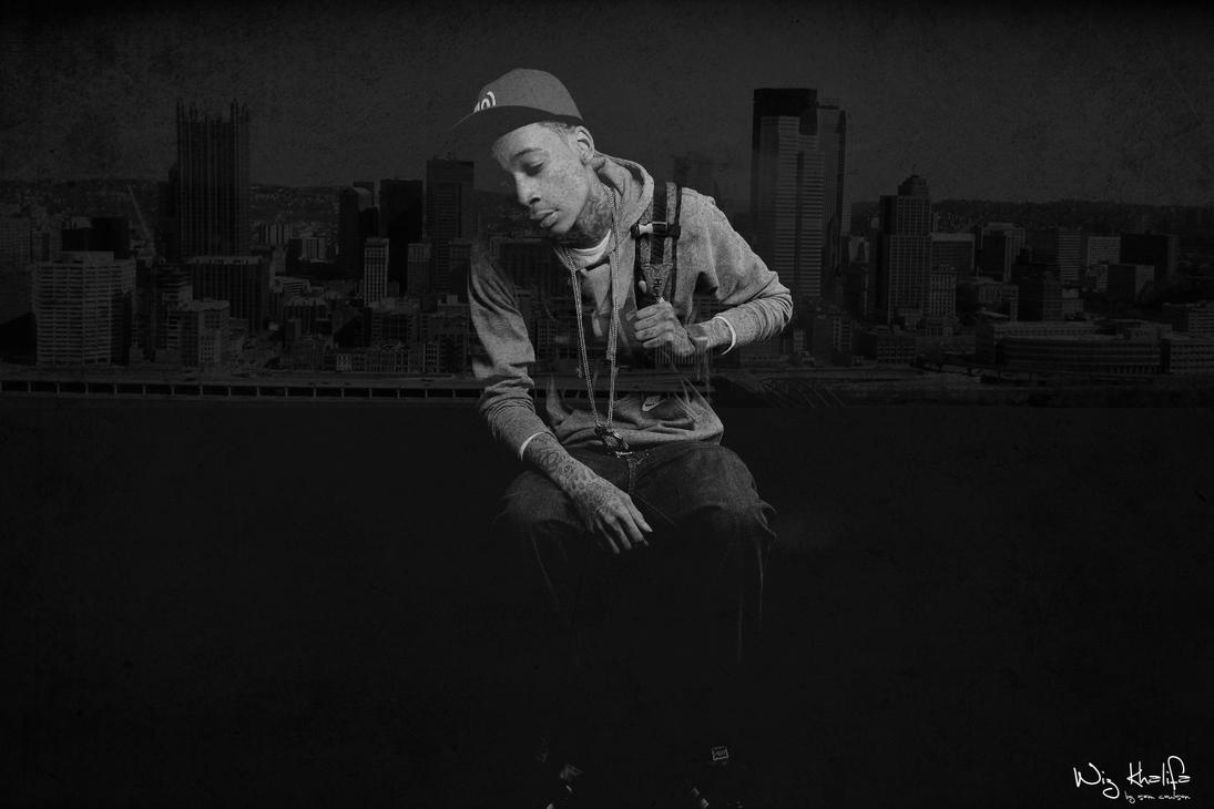 Wiz Khalifa Desktop Background By SamCoulson