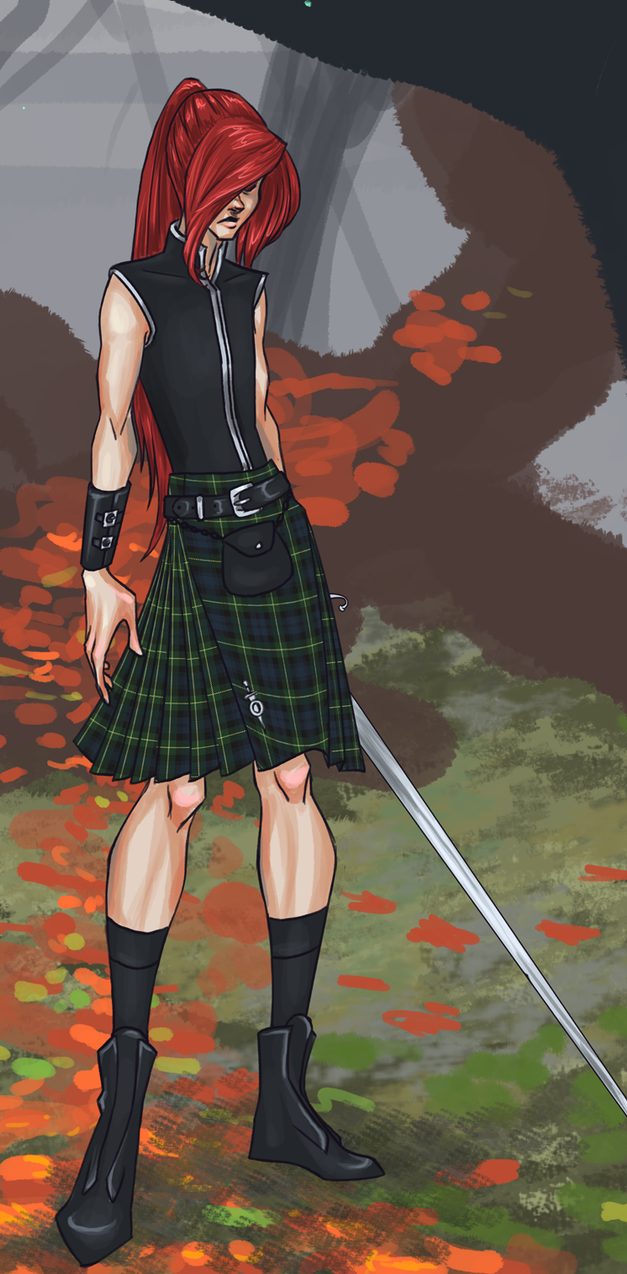 Kilt by PoweredByCokeZero